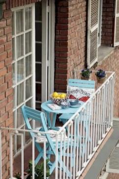 The best mini bar design ideas in balcony apartment 08