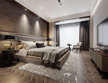 The best modern bedroom designs that trend this year 07
