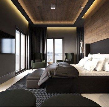 The best modern bedroom designs that trend this year 26