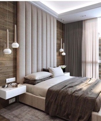 The best modern bedroom designs that trend this year 36
