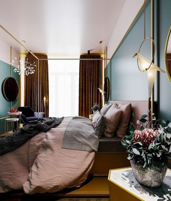 The best modern bedroom designs that trend this year 45