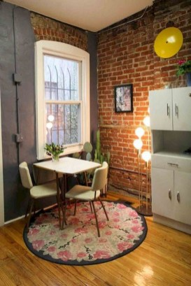 The best small dining room design ideas that you can try in your homel 18