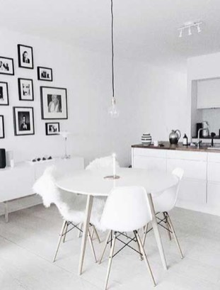 The best small dining room design ideas that you can try in your homel 19