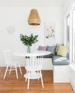 The best small dining room design ideas that you can try in your homel 23