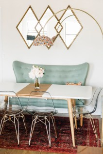 The best small dining room design ideas that you can try in your homel 25