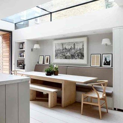 The best small dining room design ideas that you can try in your homel 33