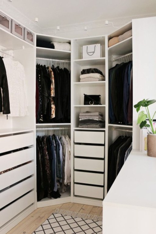 The best wardrobe design ideas you can copy right now 31