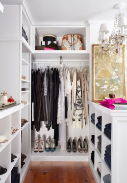Wardrobe design ideas that you can try in your home 16
