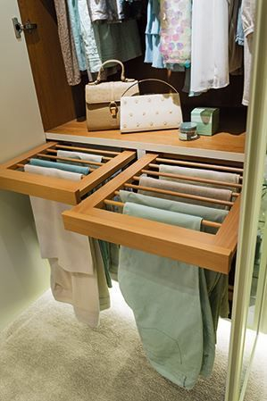 Wardrobe design ideas that you can try in your home 20