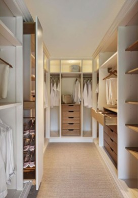 Wardrobe design ideas that you can try in your home 37