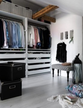 Wardrobe design ideas that you can try in your home 43