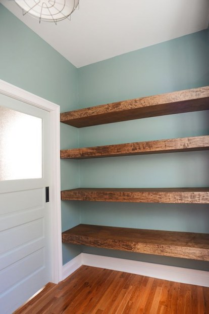 Wooden cabinet design ideas for book diy that you can make in your home 05
