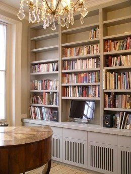 Wooden cabinet design ideas for book diy that you can make in your home 25