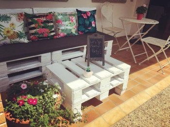 Diy chair pallet design ideas taht you can try 09