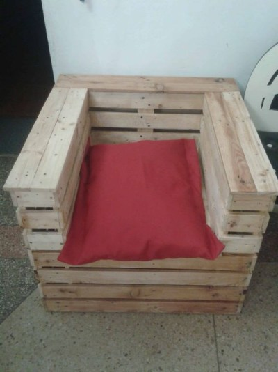 Diy chair pallet design ideas taht you can try 13