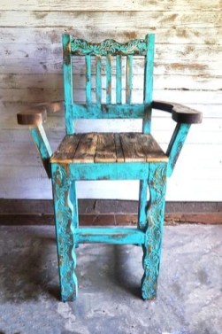Diy chair pallet design ideas taht you can try 17