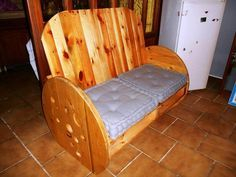 Diy chair pallet design ideas taht you can try 20