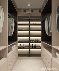 Wardrobe design ideas that you can try current 05