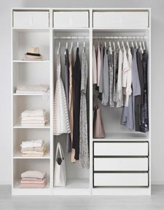 Wardrobe design ideas that you can try current 19