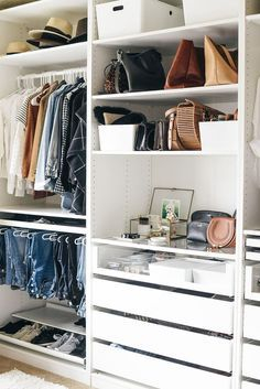 Wardrobe design ideas that you can try current 40