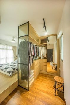 Wardrobe design ideas that you can try current 53