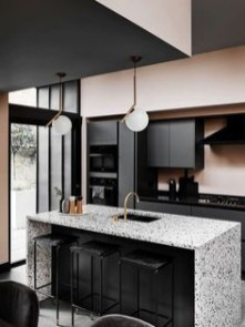 Wood kitchenset design ideas that you can try 14