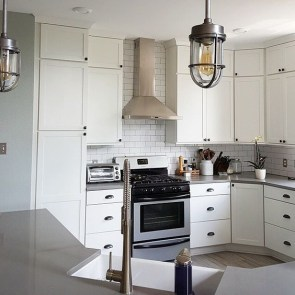 Wood kitchenset design ideas that you can try 16
