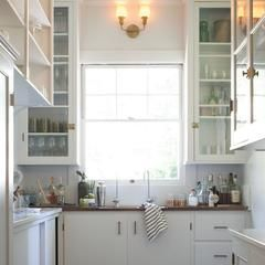 Wood kitchenset design ideas that you can try 19