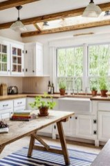 Wood kitchenset design ideas that you can try 33
