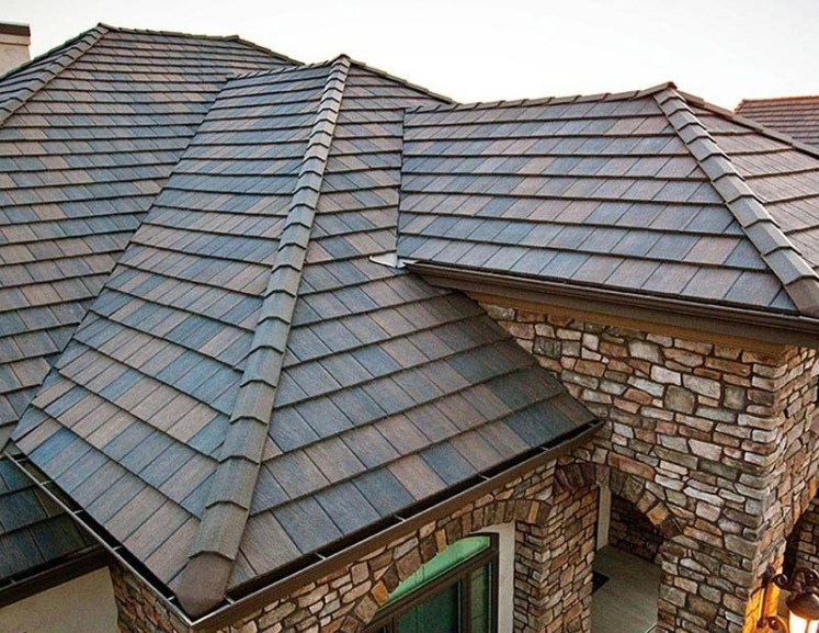 Best roof tile design ideas 33