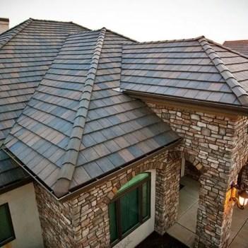 Best roof tile design ideas 38