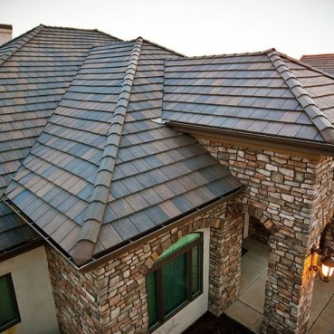 Best roof tile design ideas 38