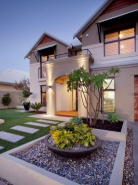 Front yard design ideas on a budget 14