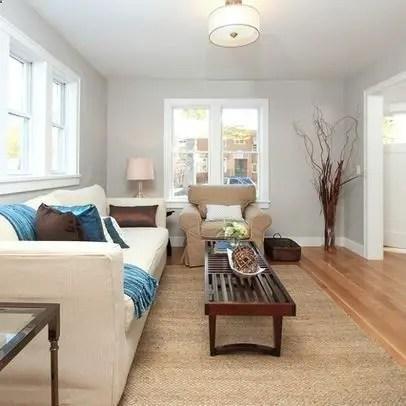 Living room gray wall color design ideas 37