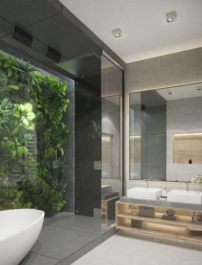 Minimalist bathroom design ideas 07