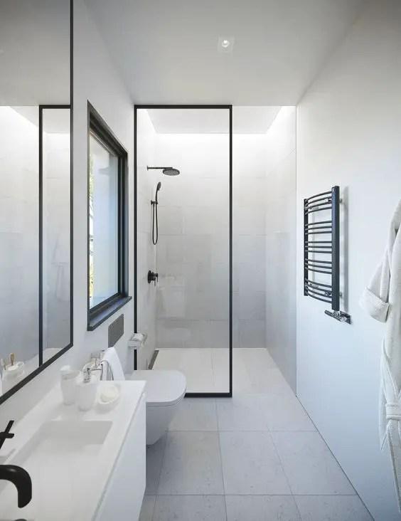 Minimalist bathroom design ideas 26