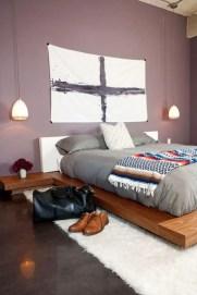 Modern minimalist bedroom design ideas 14