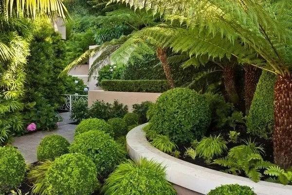 Modern&minimalist frontyard desgin ideas 11