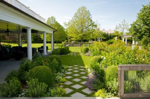 Modern&minimalist frontyard desgin ideas 12