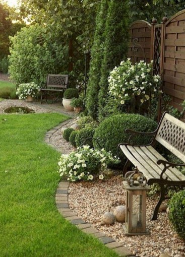 Modern&minimalist frontyard desgin ideas 21