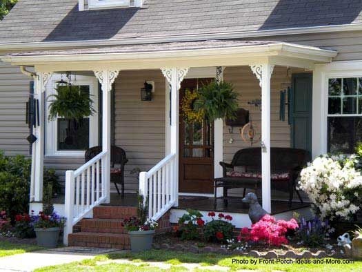 Modern&minimalist frontyard desgin ideas 30