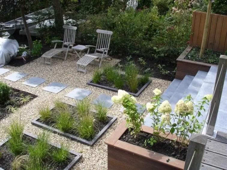 Modern&minimalist frontyard desgin ideas 35