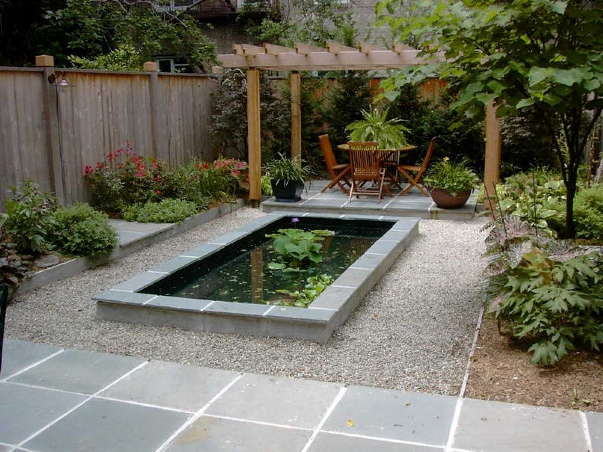 Modern&minimalist frontyard desgin ideas 42