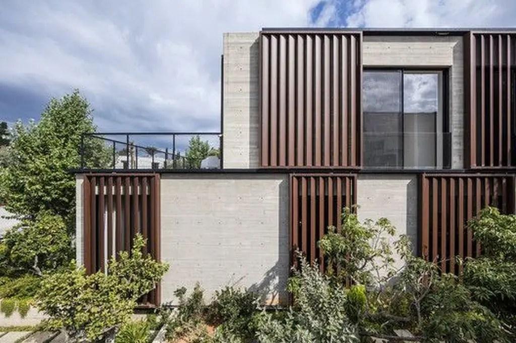 Simple exterior design ideas 20