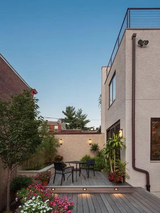 Simple exterior design ideas 29