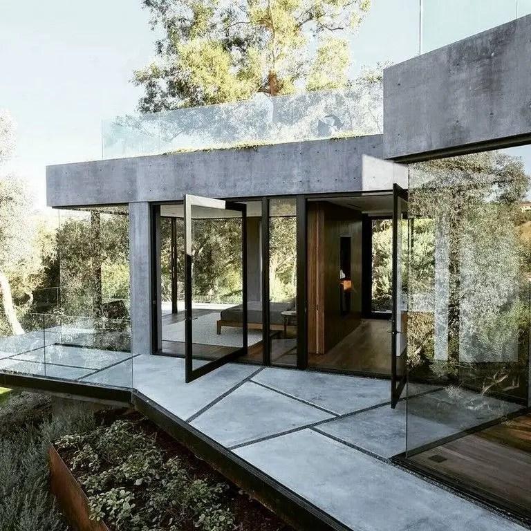 Simple exterior design ideas 40