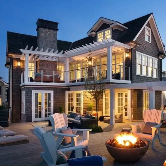 Simple exterior design ideas 43