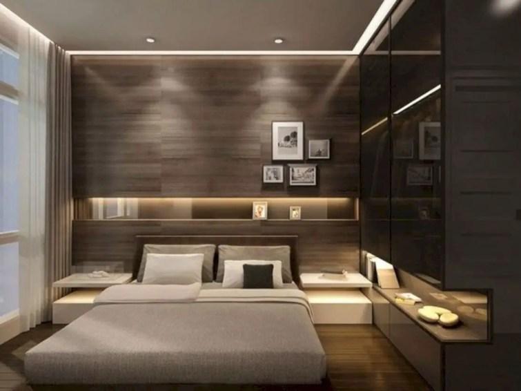 Wall bedroom design ideas that unique 01