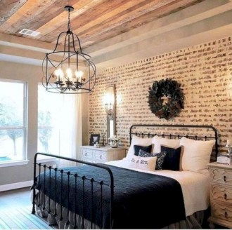 Wall bedroom design ideas that unique 04