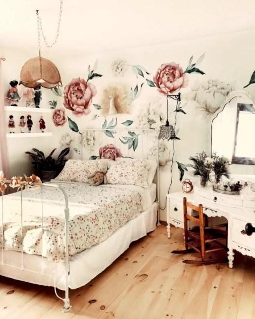 Wall bedroom design ideas that unique 14